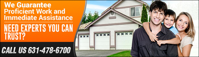 Garage Door Repair Hauppauge